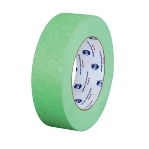 2-in X 180-ft UV Resistant Masking Tape, 5.9 Mil, Green
