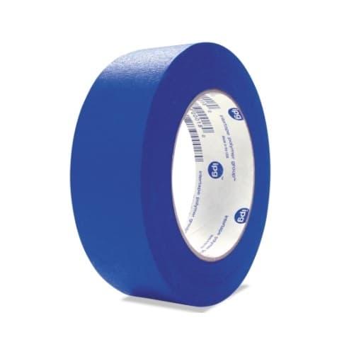 Intertape Polymer 1.88-in X 191-ft UV Resistant Masking Tape, 5.5 Mil, Blue