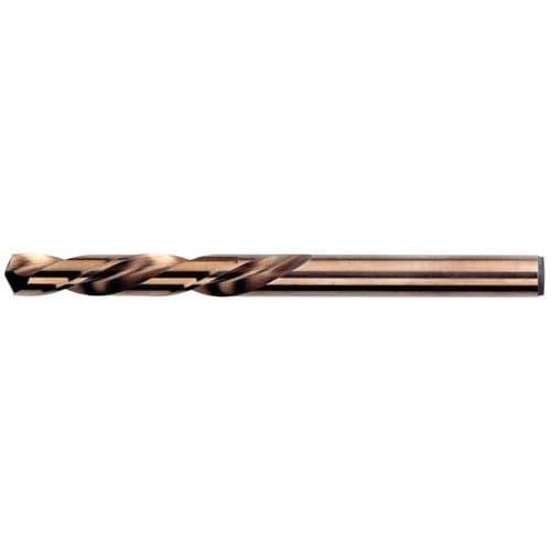 """Irwin 3/16"""" Left-Hand Mechanics Length Cobalt HSS Drill Bit"""