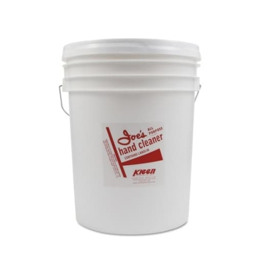 Joe Hand Cleaner 5 Gallon Plastic Pail of Hand Cleaner