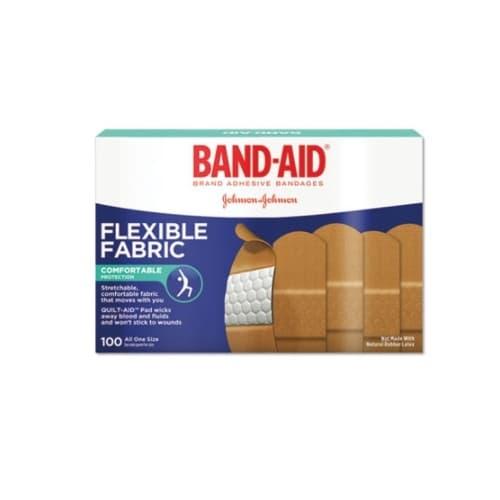 Johnson & Johnson Flexible Fabric Adhesive Bandages