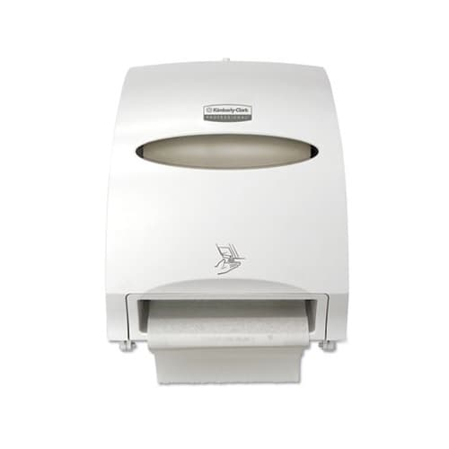 Kimberly-Clark Electronic Towel Dispenser, White
