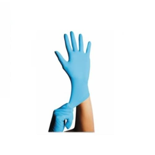 Kimberly-Clark KleenGuard Medium G10 Nitrile Exam Gloves, Latex-Free, Blue