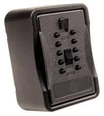 Kidde KeySafe Pro S7, Push, Black