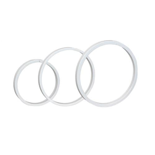 """King Innovation Leak-B-Gone Leak Stopper Ring For 2"""", 3"""", & 4"""" PVC Pipe"""