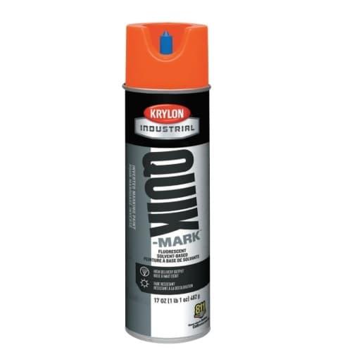 Krylon 17 oz Industrial Maintenance Acrylic Paint, Glossy Black