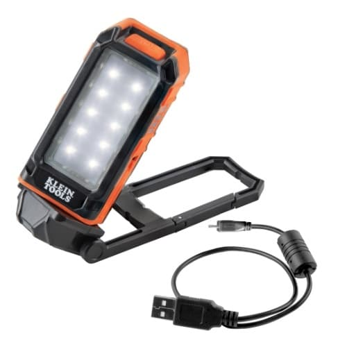 Rechargeable Personal Worklight, 460 lm