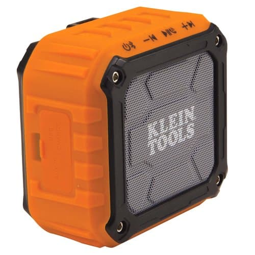Klein Tools Wireless Blue Tooth Speaker, Rechargeable