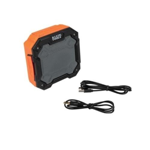 Bluetooth Jobsite Speaker w/ Magnet & Hook