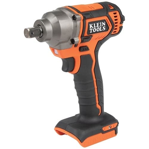 1/2-in Detent Pin Compact Impact Wrench, Battery Operated, Tool Only