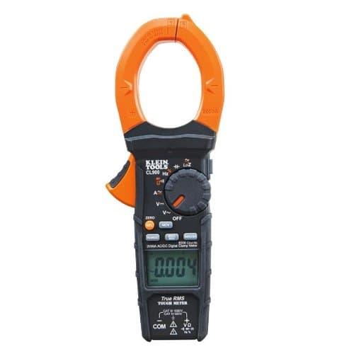 Klein Tools 2000A Digital Clamp Meter, 1000V