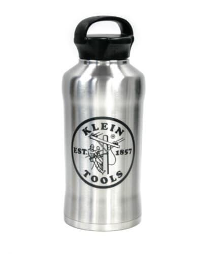 Klein Tools 60 oz Stainless Steel Everest Growler w/Lineman Logo