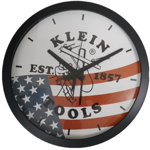 Klein Tools Limited Edition Freedom Clock