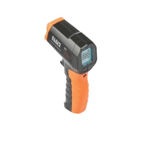 Klein Tools Infrared Digital Thermometer with Laser, 10:1