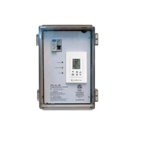 Pyro Freeze Protection Controller w/ GFEP, 30A, 240V