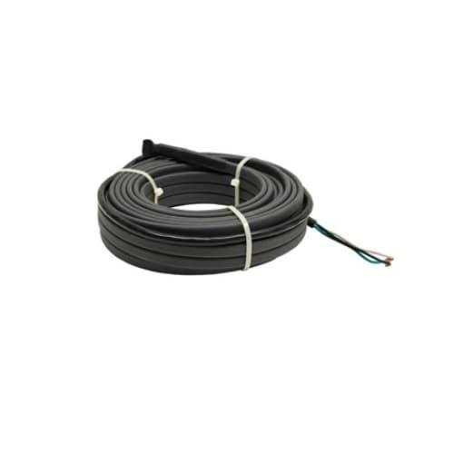 250-ft 1800W Pre-Assembled Self-Regulating De-Icing Cable, 240V