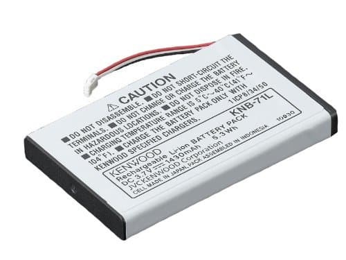 Kenwood Li-Ion battery for Kenwood PKT-23K