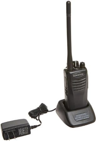 Kenwood 451-470 MHz UHF 2W 16 Channel Handheld Radio- Tunable