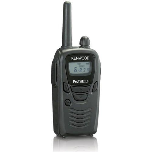 Kenwood  464-467 MHz UHF 1.5W 6 Channel Handheld Radio (20/Pack)