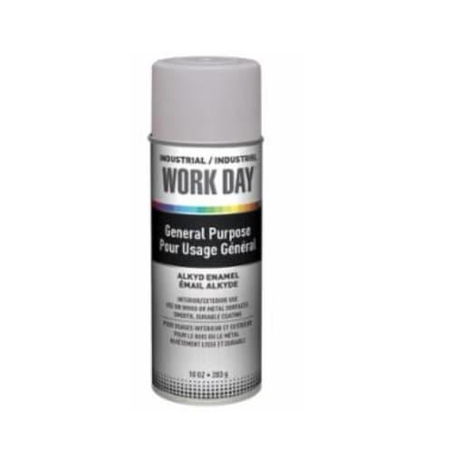 Sprayon Gray Primer Industrial Work Day Enamel Paint
