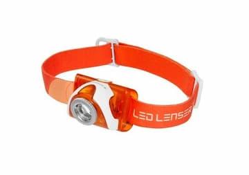 SEO 3 100 Lumen 100 Meter Orange Smart Light Technology LED Headlamp