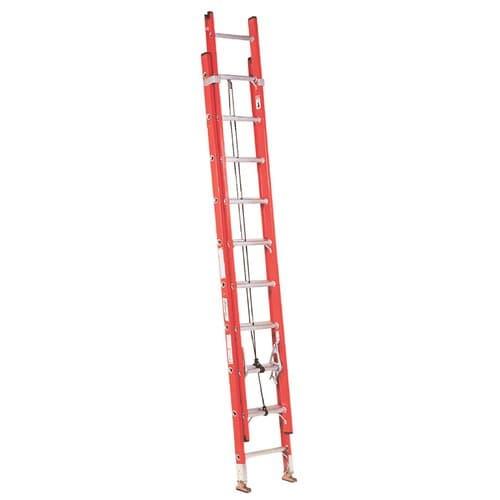 Louisville Ladder 16' Fiberglass Extension Ladder