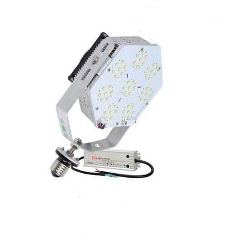 Lamp Shining 100W LED Shoebox Retrofit Kit, 13300 Lumens, 3000K