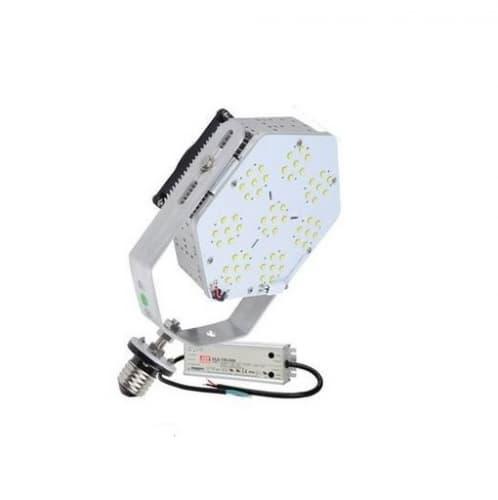 Lamp Shining 150W LED Shoebox Retrofit Kit, 400W MH/HID Retrofit, 19950lm, 5000K