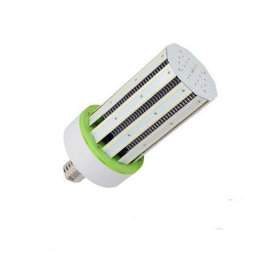 Lamp Shining 100W LED Corn Bulb, 400W MH Retrofit, Ballast Bypass, E39, 15300 lm, 100V-300V, 5000K