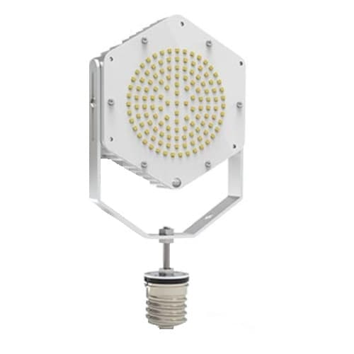 Lamp Shining 150W LED Shoebox Retrofit Kit, Direct Wire, Dimmable, 21000 lm, 5000K