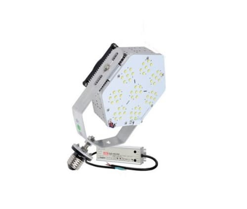 Lamp Shining 150W High Voltage Shoebox Retrofit Kit, 5700K