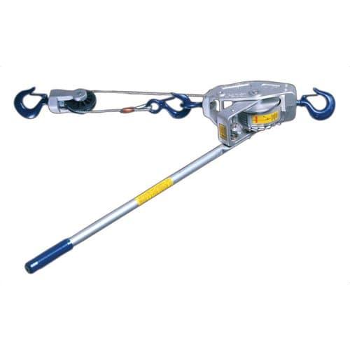 Lug-all Cable Ratchet Hoist-Winches