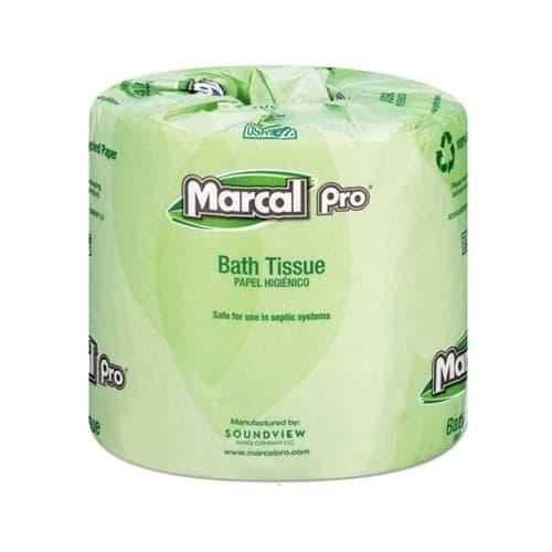 Marcal Sunrise White 2-Ply Bath Tissue