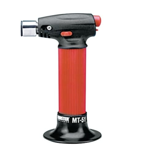 MT-51 Microtoch w/ Built in Refillable Fuel Tank & Hands Free Lock