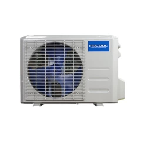 MrCool 12000 BTU/H Heat Pump Condenser, 500 Sq Ft, 20 Amp, 115V