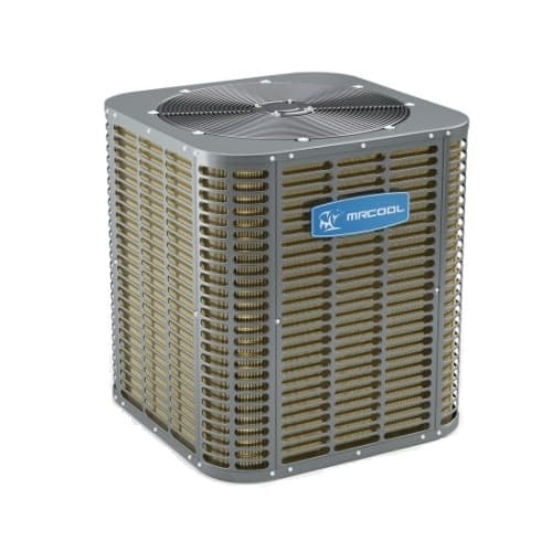 3-ft 36K BTU/H ProDirect Split System Heat Pump, 2800 CFM, 230V