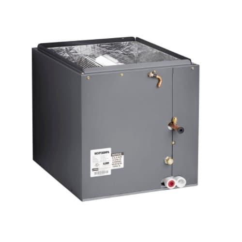 17.5-in Painted Evaporator Coil, Upflow, 1800 CFM, 48000 BTU/H