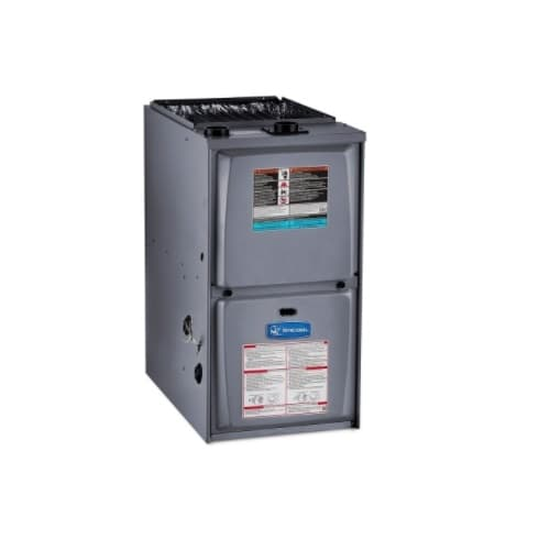 110000 BTU/H Gas Furnace w/ 21-in Cabinet, Downflow, 95% AFUE, 2060 CFM, 120V
