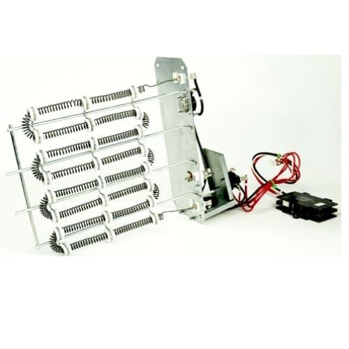 10kW Heat Strip w/ Circuit Breaker for Universal Air Handler