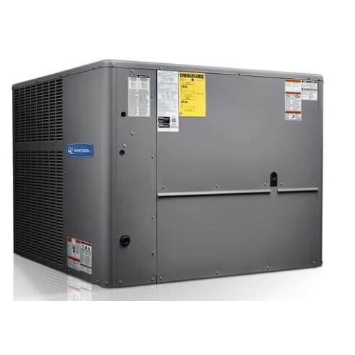 MrCool 42000 BTU/H Package Heat Pump, 1750 Sq Ft, 40 Amp, 208V/230V