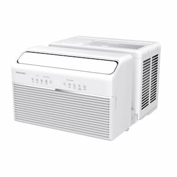 8K BTU/H U-Shaped AC Window Unit, 350 Sq. Ft, 1 Ph, 8.78 Amp, 115V