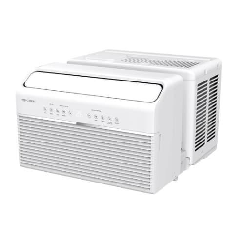 10K BTU/H U-Shaped AC Window Unit, 450 Sq. Ft, 1 Ph, 9.97 Amp, 115V