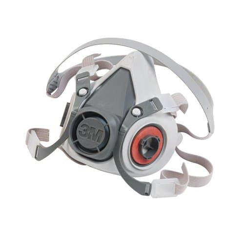 3M Small 6000 Series Half Facepiece Respirator