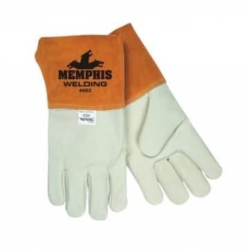 Grain Cow Leather MIG/TIG Welders Gloves, Large