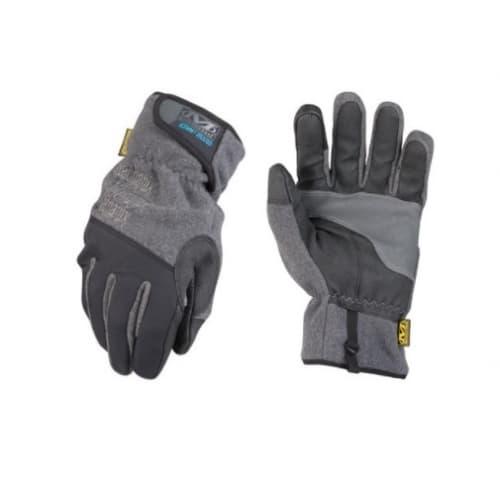 Mechanix Wear Wind Resistant Glove, Size XXL, Black