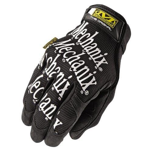 Mechanix Wear Medium Black Spandex/Synthetic Leather Original Gloves