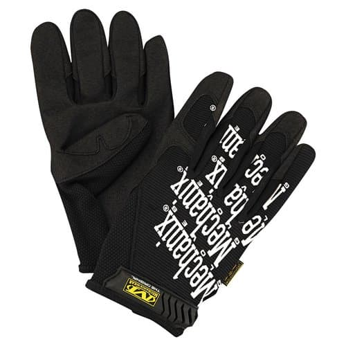 Mechanix Wear X-Large Black Spandex/Synthetic Leather Original Gloves