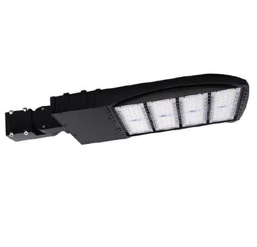 Magnalux 5000K 300W 41000 Lumen Dimmable Shoebox LED Light Fixture