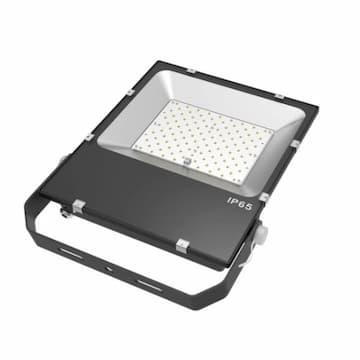 Magnalux 50W LED Flood Light, 6500 lm, 100V-277V, Selectable CCT