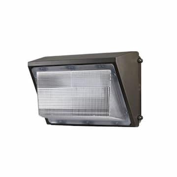 Magnalux 60W LED Wall Pack, Semi Cut Off, 5000K